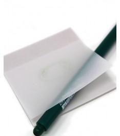 Transparent Sticky Note - 70 x 75 mm