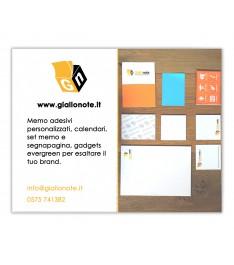 3 in 1: calendario tascabile, esempio di personalizzazione copertina