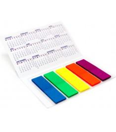 3 in 1: calendario tascabile, segnapagina e biglietto da visita personalizzato