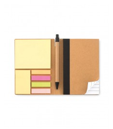 Memo carnet taccuino e post it