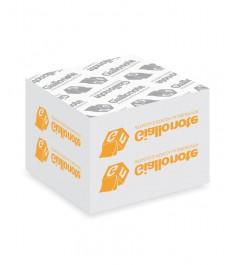 cubo appunti 90x90x90 mm con fogli non adesivi sottoblocco