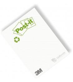 Post-it® realizzato con carta riciclata 3M - 51 x 74.5 mm