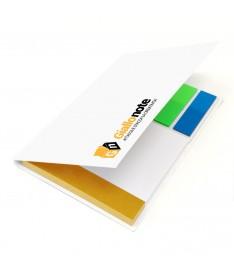 lato mini organizer personalizzabile memo adesivi 69x75 bandierine segnapagina