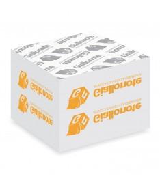retro cubo memo adesivi personalizzati700 fogli 70x70x70mm giallonote