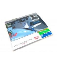 calendario tavolo personalizzato 135x153 stampa 4 colori chiuso