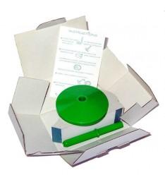 imballaggio istruzioni block notes 3d personalizzabile 135x80mm