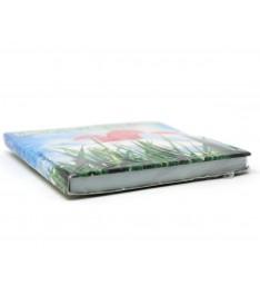 Memo adesivo personalizzato EarthPaper con copertina e seme da piantare, imbustato singolarmente