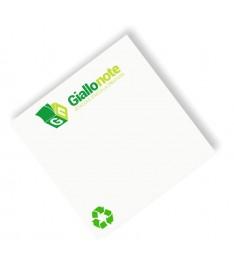 Memo adesivi in carta riciclata 75x75mm