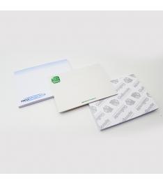 Differenza carta riciclata e carta normale memo adesivi