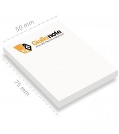S-Memo 50x75mm personalizzato con copertina e bandierine segnapagina