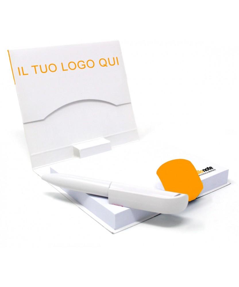 Memo adesivo Handy Jotting 102x75mm con penna e copertina