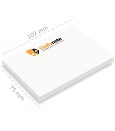 Post-it personalizzati 102x75mm stampa 1-4 colori