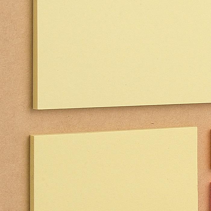 Post-it in carta gialla