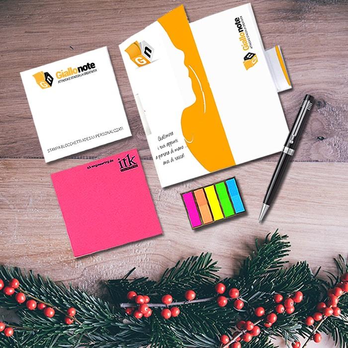 Post-it personalizzati Gadget Natale
