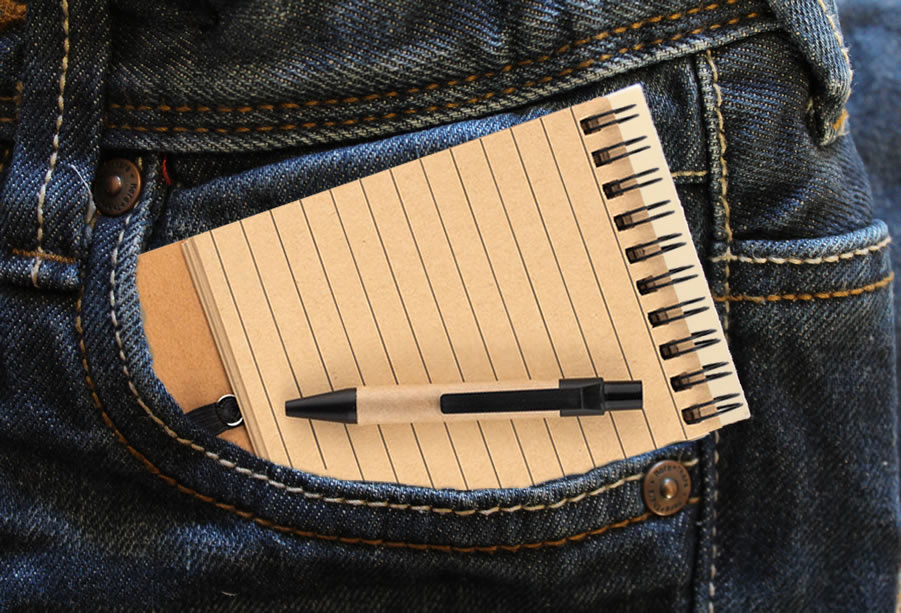 Dimensioni compatte perfette da tenere in tasca
