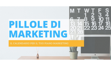 Il calendario per il tuo piano marketing 2020