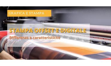 Stampa offset e digitale. Come funzionano? Quale scegliere?