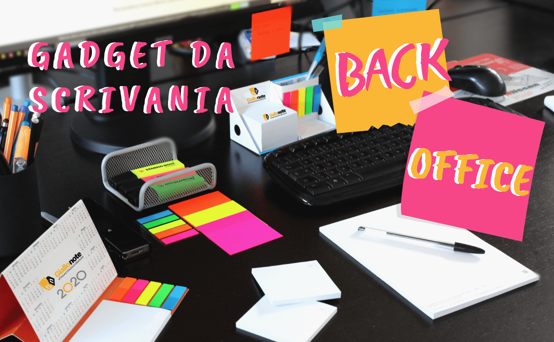 Back Office gadget